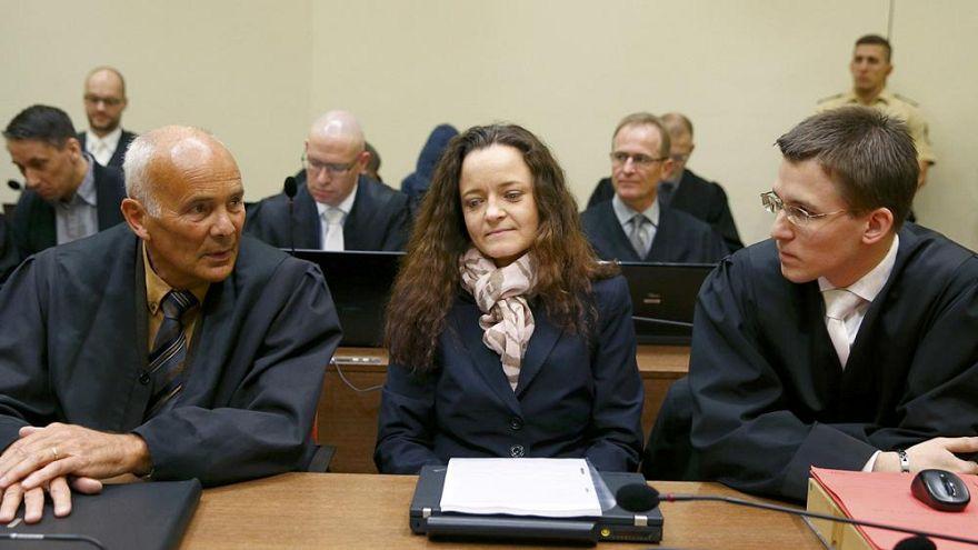 NSU-Prozess: Verteidiger fordern für Zschäpe maximal 10 Jahre Haft
