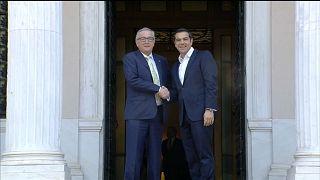 Жан-Клод Юнкер хвалит Афины за реформы