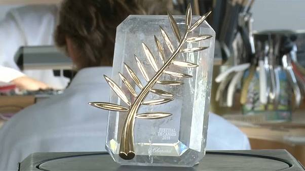 Jewellers polish up Cannes festival's top prize