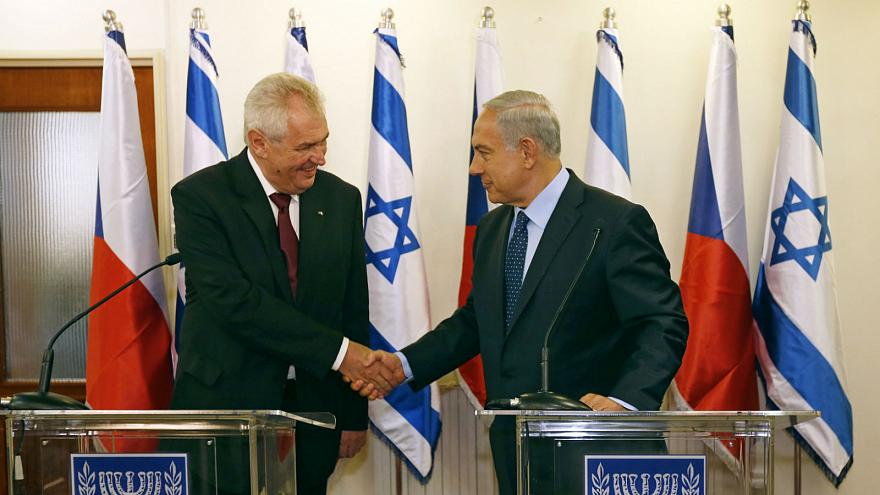 Czech Republic to open honorary consulate in Jerusalem