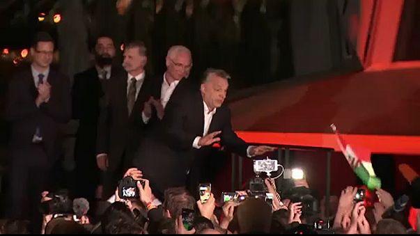 'Macaristan'da halk düşüncelerini özgürce ifade edemiyor'