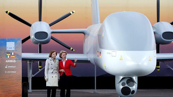 Γαλλογερμανική συνεργασία στον τομέα της άμυνας