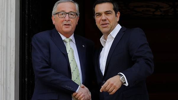 Avrupa Komisyonu Başkanı Juncker: Büyüme Yunanistan'a dönmüştür
