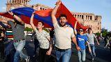 Am 1. Mai: Armenien wählt neuen Regierungschef