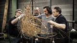 Espectacular robo de una obra de arte de oro de 2,2 millones de euros