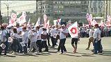 Ρουμανία: Νοσοκομειακοί υπάλληλοι κατέβηκαν στους δρόμους