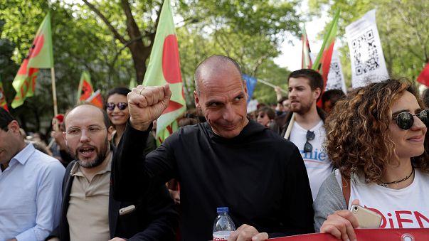 """Varoufakis: """"Dizer que há retoma na Grécia é um insulto"""""""