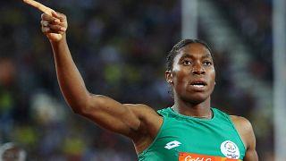 Athlétisme : plus de courses pour Caster Semenya