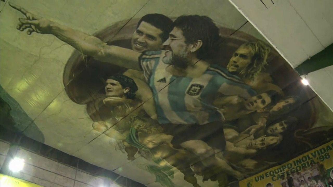 Футбол: мотивация на потолке