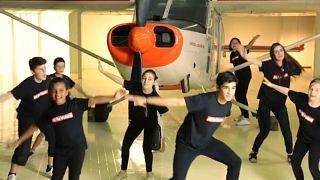 Children's pop choir goes viral on YouTube
