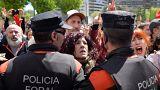 Οργή στην Ισπανία για την «αγέλη βιαστών» που έπεσε στα... μαλακά