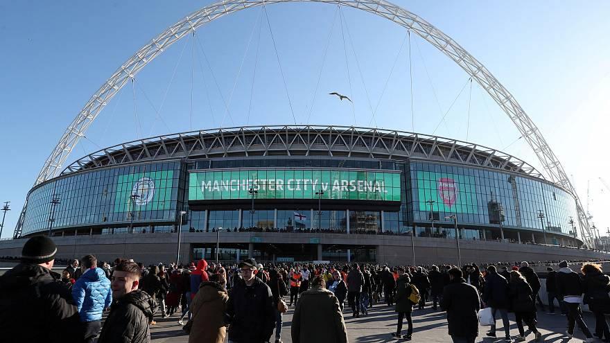 Le stade de Wembley bientôt... américain?