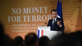 70 Staaten wollen Kampf gegen Terror-Finanzierung verstärken