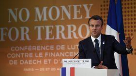 """""""Pas d'argent pour le terrorisme"""""""