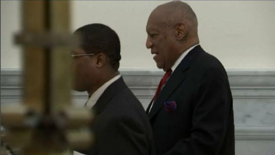 Violenze Sessuali: Bill Cosby è colpevole