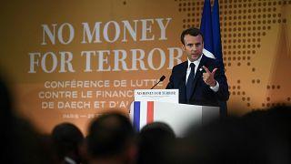 Paris'teki Terör ile Mücadele Zirvesi'nde terörün finansmanı konuşuldu