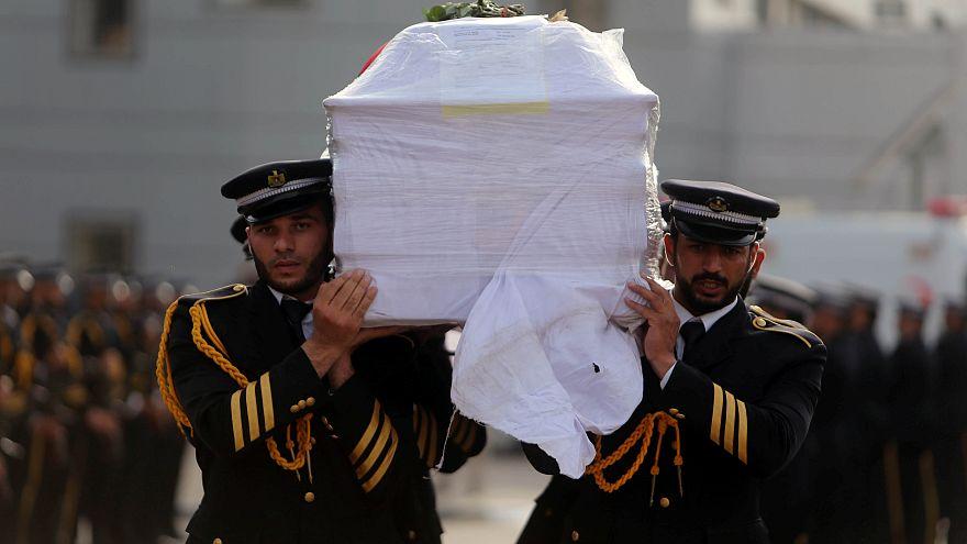 وصول جثمان الأكاديمي الفلسطيني فادي البطش إلى غزة