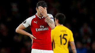 Európa-liga: nem élt az eséllyel az Arsenal