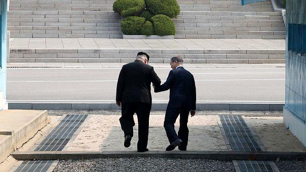 Kim und Moon wollen atomwaffenfreies Nord- und Südkorea