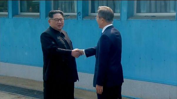 """Seúl y Piongyang de acuerdo en """"la desnuclearización completa"""" de la península de Corea"""
