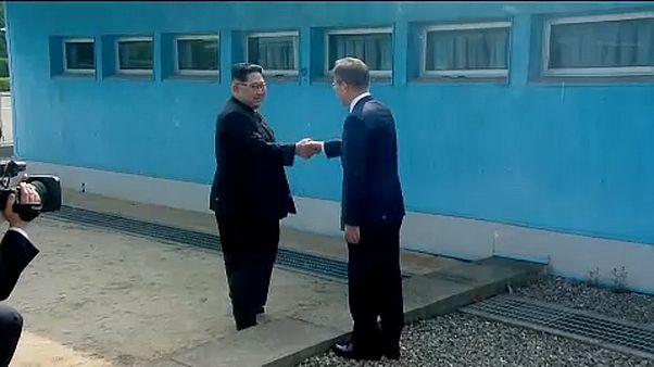 Egy lépéssel közelebb a Koreai-félsziget atommentesítéséhez
