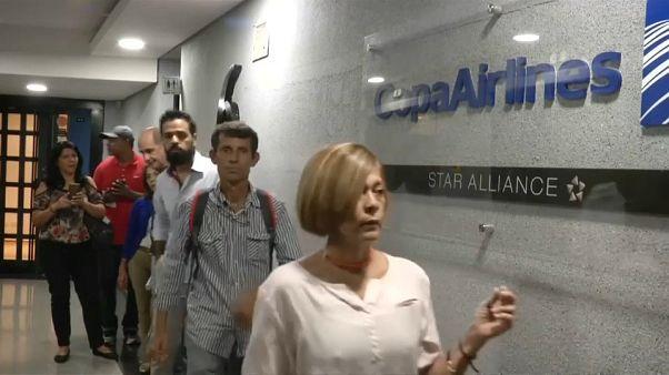 Venezuela y Panamá restablecen relaciones y conexiones aéreas