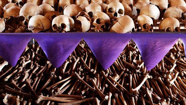 Ruanda'da soykırım döneminden kalma toplu mezar bulundu