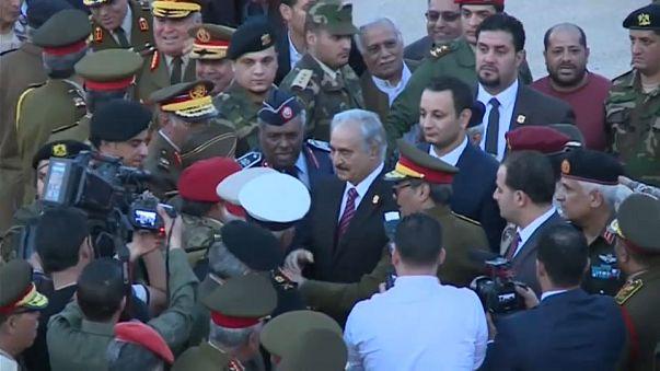 Libia, il ritorno del Generale Haftar