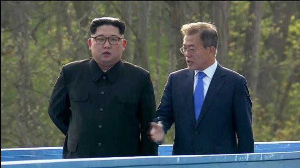 """Sommet intercoréen : """"une nouvelle histoire débute"""""""