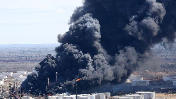 ΗΠΑ: Έκρηξη σε διυλιστήριο πετρελαίου με 11 τραυματίες