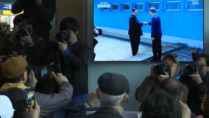 South Koreans split on hopes and fears for future as relations with North take off