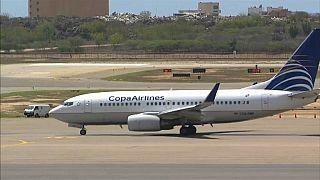 Venezuela e o Panamá retomam operações aéreas