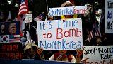 Vegyes reakciók Dél-Koreában