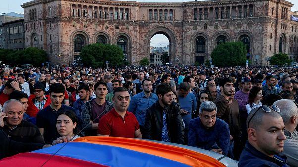 Arménie : la crise politique dans l'impasse