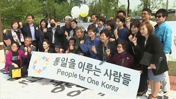 Tarihi Kore görüşmelerine ilk tepkiler