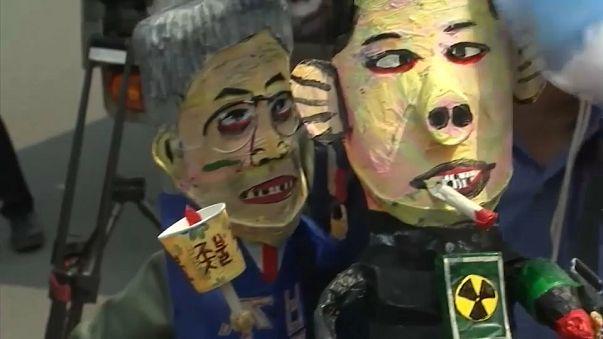 Kim e Moon: sudcoreani tra fiducia e dubbi