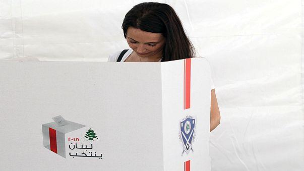 المغتربون اللبنانيون يصوتون في الانتخابات العامة