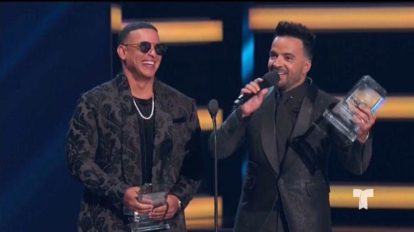 Despacito se corona en los Billboard latinos con Daddy Yankee y Fonsi