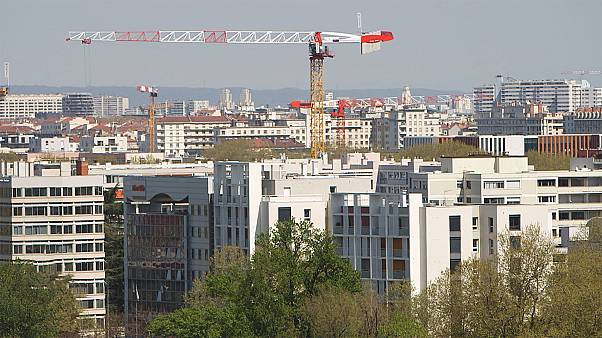 Europe's housing prices continue to soar