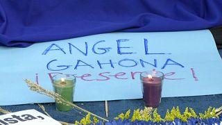 Manágua homenageia repórter morto