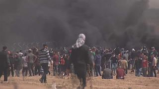 """جمعة """"الشباب الثائر"""": مقتل 3 فلسطينيين وإصابة 600 في غزة"""