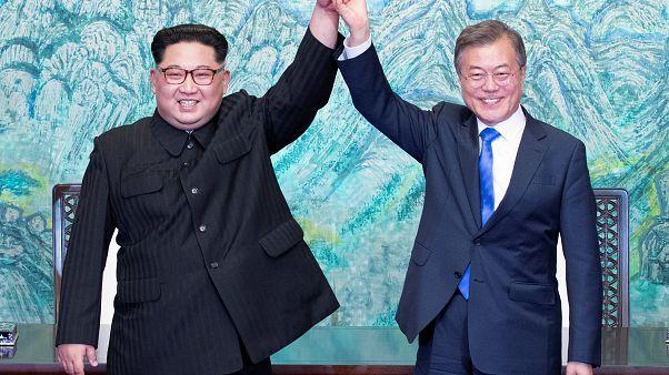 Coreias chegam a acordo histórico para a paz