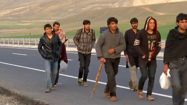 Новая волна беженцев