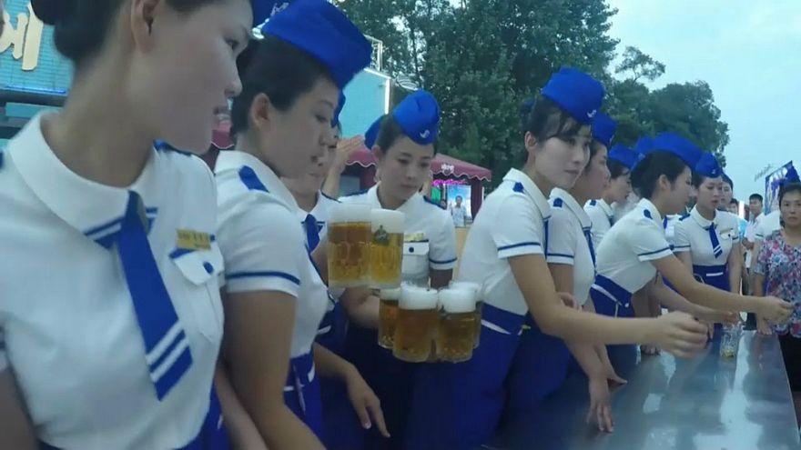 هل يعود مهرجان البيرة إلى بيونغ يانغ مع الانفتاح؟
