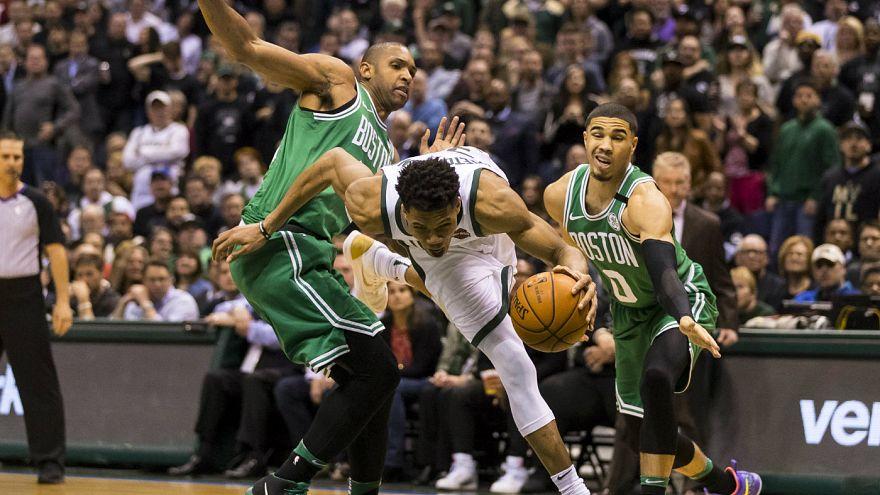 NBA: Milwaukee Bucks seriyi final maçına taşıdı