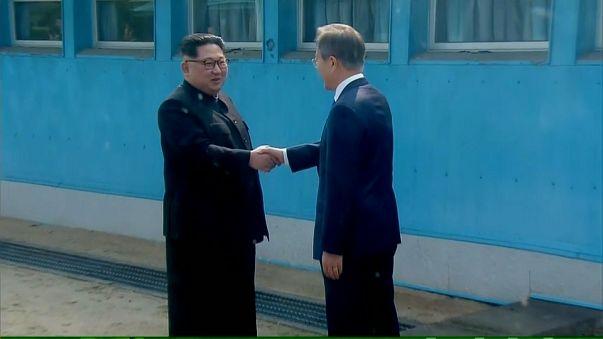Acuerdo para la desnuclearización de la península coreana