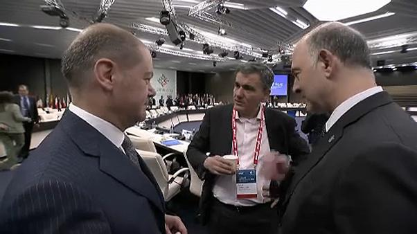 Eurogruppo ottimista sulla Grecia