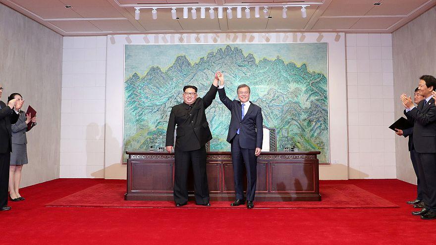 أبرز ردود الفعل الدولية على القمة الكورية التاريخية
