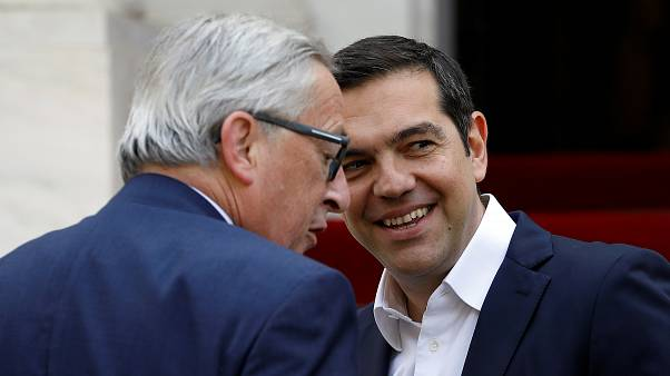 """""""Buenas señales"""" en la economía griega"""