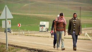 Turquie : nouvelle vague de migrants afghans